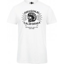 Original Women Cold Company T-Shirt Organic White